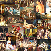 Neo-classicism 1750 To 1830 Art Print