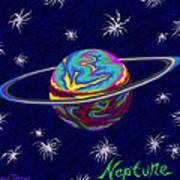 Neptune Ss Art Print