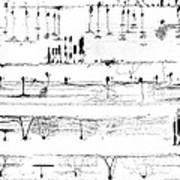 Nerve Structure Of The Retina Art Print