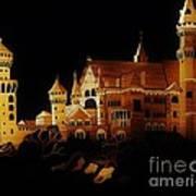 Neuschwanstein Castle_4 Art Print