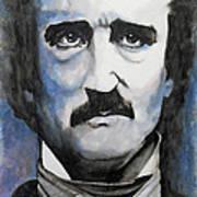 Never More - Poe Art Print