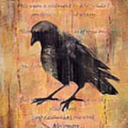 Nevermore II Art Print