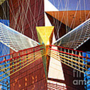 New Age Performing Arts Center Art Print