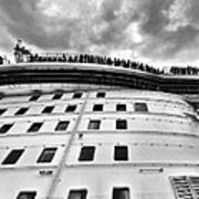 New Cruise New Crowds New Clouds Art Print