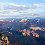 New Day At The Grand Canyon Art Print