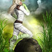 New Earth 3014 Art Print