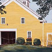 New England Roots Art Print