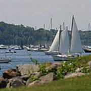 New England Seascape Art Print