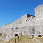 New Fort Corfu 1 Art Print