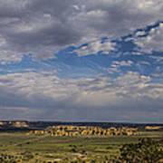 New Mexico Sky Art Print