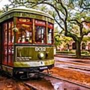 New Orleans Classique Oil Print by Steve Harrington