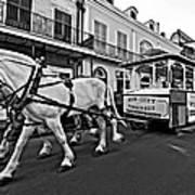 New Orleans Cortege  Art Print
