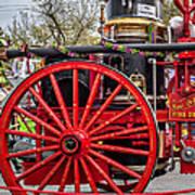 New Orleans Fire Department 1896 Art Print