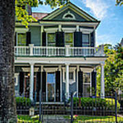 New Orleans Home 6 Art Print