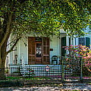 New Orleans Home 8 Art Print