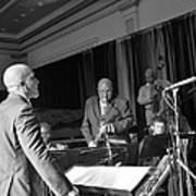 New Orleans Jazz Orchestra Art Print