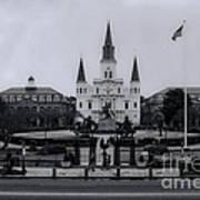 New Orleans La Art Print