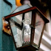 New Orleans Lamp Art Print