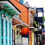 New Orleans Living Art Print