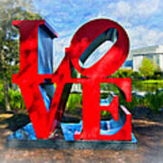 New Orleans Love 2 Art Print
