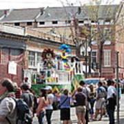 New Orleans - Mardi Gras Parades - 1212142 Art Print