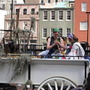 New Orleans - Mardi Gras Parades - 1212145 Art Print