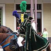 New Orleans - Mardi Gras Parades - 121258 Art Print
