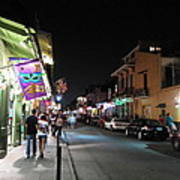 New Orleans - Seen On The Streets - 121230 Art Print