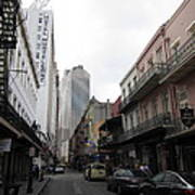 New Orleans - Seen On The Streets - 121235 Art Print