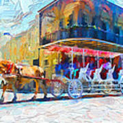 New Orleans Series 53 Art Print