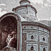 New Orleans - St.louis Cemetery Art Print