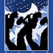 New Orleans Vintage Jazz And Heritage Festival 1980 Art Print