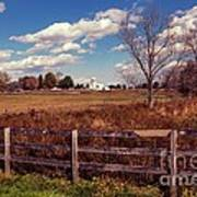 New Paltz Farm Art Print