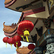 New Photographic Art Print For Sale Downtown Chinatown Art Print