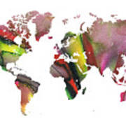 New World Order Art Print