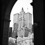 New York Arches 1990s Art Print by John Rizzuto