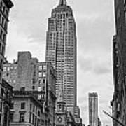 New York City - Usa Art Print