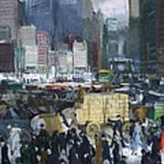 New York City 1900s Art Print