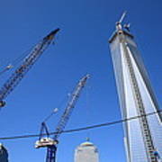 New York City Freedom Tower Art Print