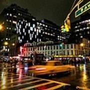 New York City - Greenwich Village 001 Art Print