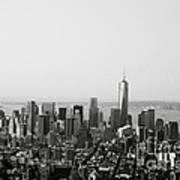 New York City Art Print by Linda Woods