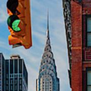 New York City, New York State, United Art Print