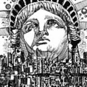 New York City Tribute Art Print