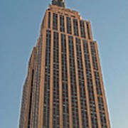 New York Empire State Building Art Print