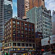 New York Energy Art Print