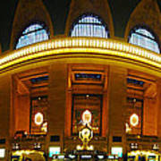 New York - Grand Central Station Art Print