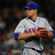 New York Mets V New York Yankees Art Print