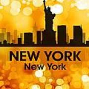 New York Ny 3 Art Print