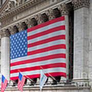 New York Stock Exchange IIi Art Print