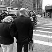 New York Street Photography 13 Art Print